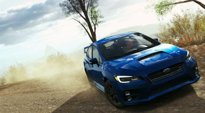 Forza Horizon 3 Лихой занос (10)