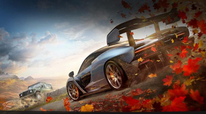 Как разблокировать гонку Голиаф в Forza Horizon 4