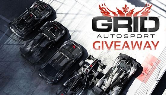 GRID Autosport бесплатно до 30 мая
