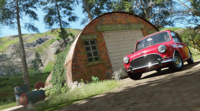 Салон раритетов Forza Horizon 4