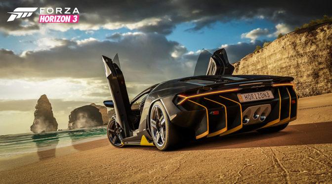 Как разблокировать гонку Голиаф в Forza Horizon 3