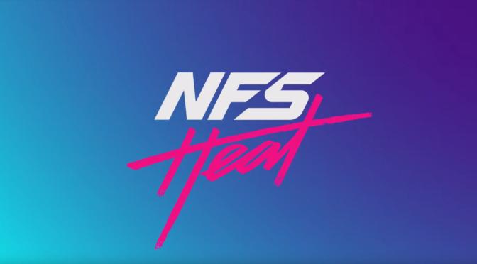 EA показали первый трейлер новой Need For Speed Heat