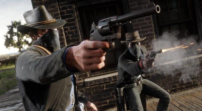 Системные требования Red Dead Redemption 2